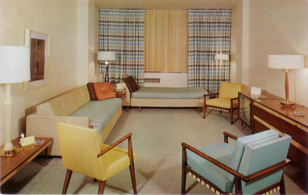 Meet you at the westbury hotel toronto modern for Hotel decor for home
