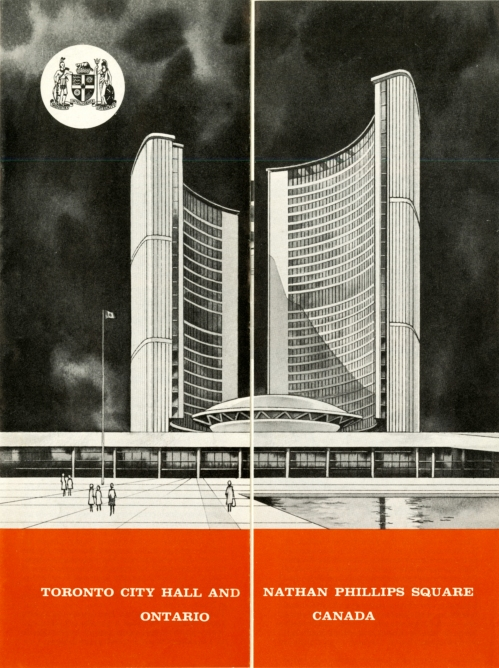 Toronto City Hall brochure 2