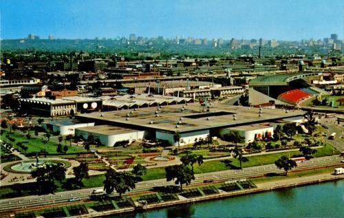 CNE aerial view