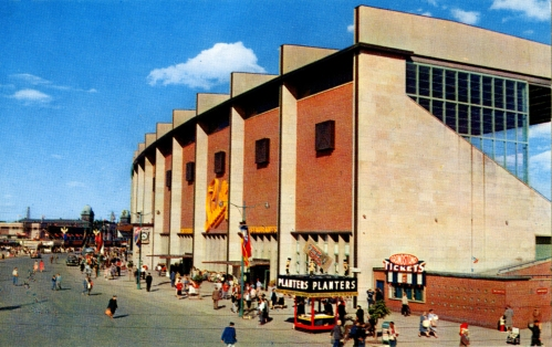 CNE Grandstand Stadium