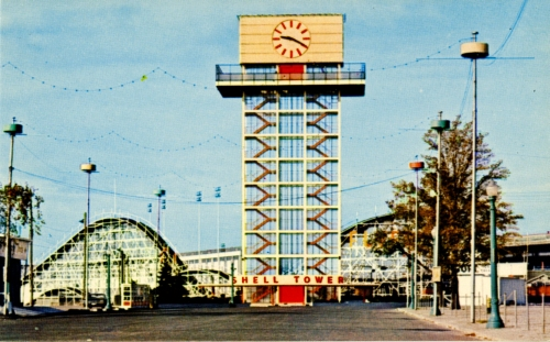 CNE Shell Oil Tower