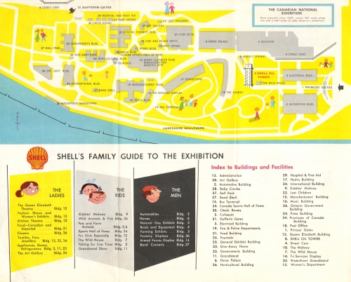 Shell Oil Tower brochure 2