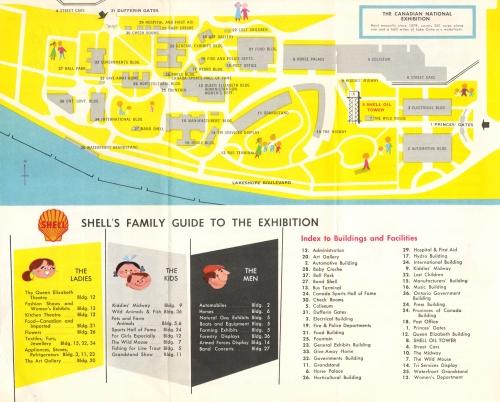 Shell Oil Tower brochure 2