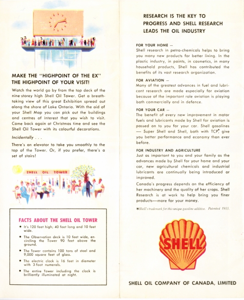 Shell Oil Tower brochure 3