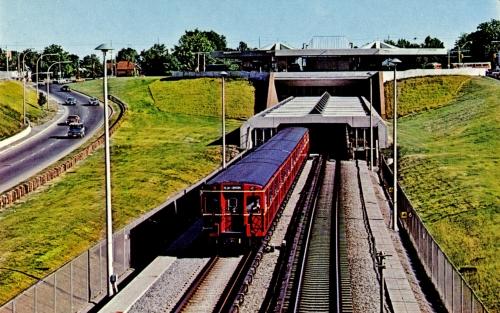 TTC Eglinton West